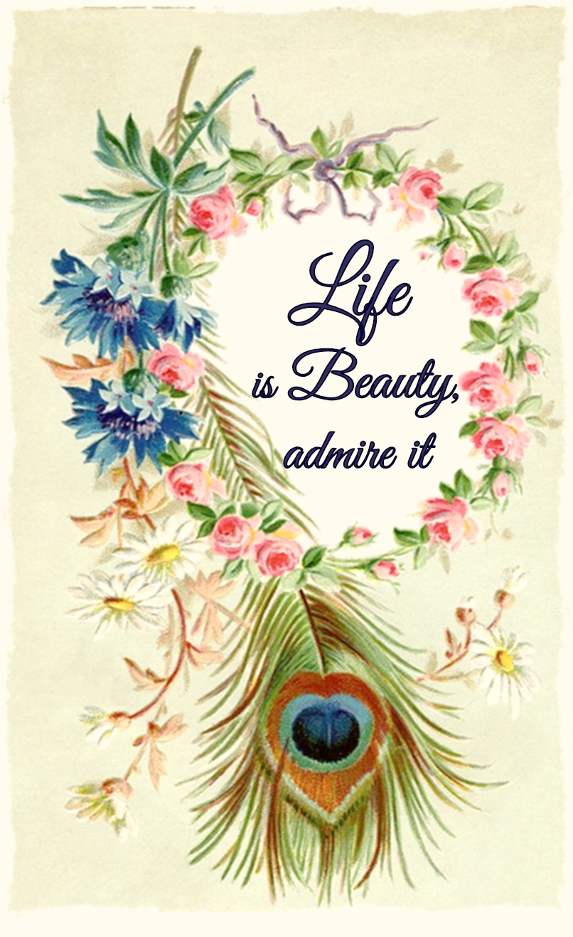 Life is an opportunity, benefit from it. Life is beauty, admire it. Life is a dream, realize it. Life is a challenge, meet it. Life is a duty, complete it. Life is a game, play it... #quote #teresa be kitschig blog berlin