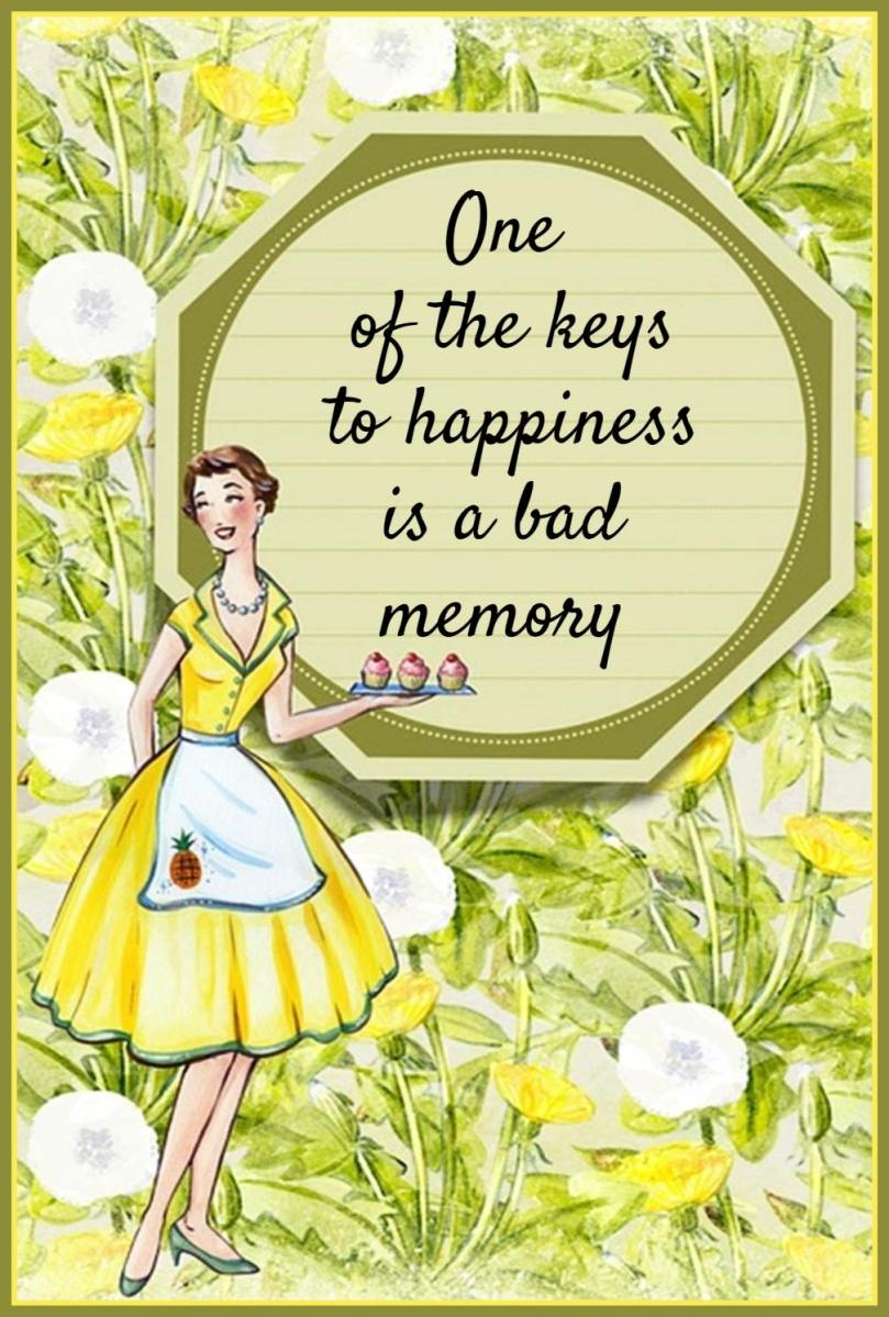 Happiness & Memory