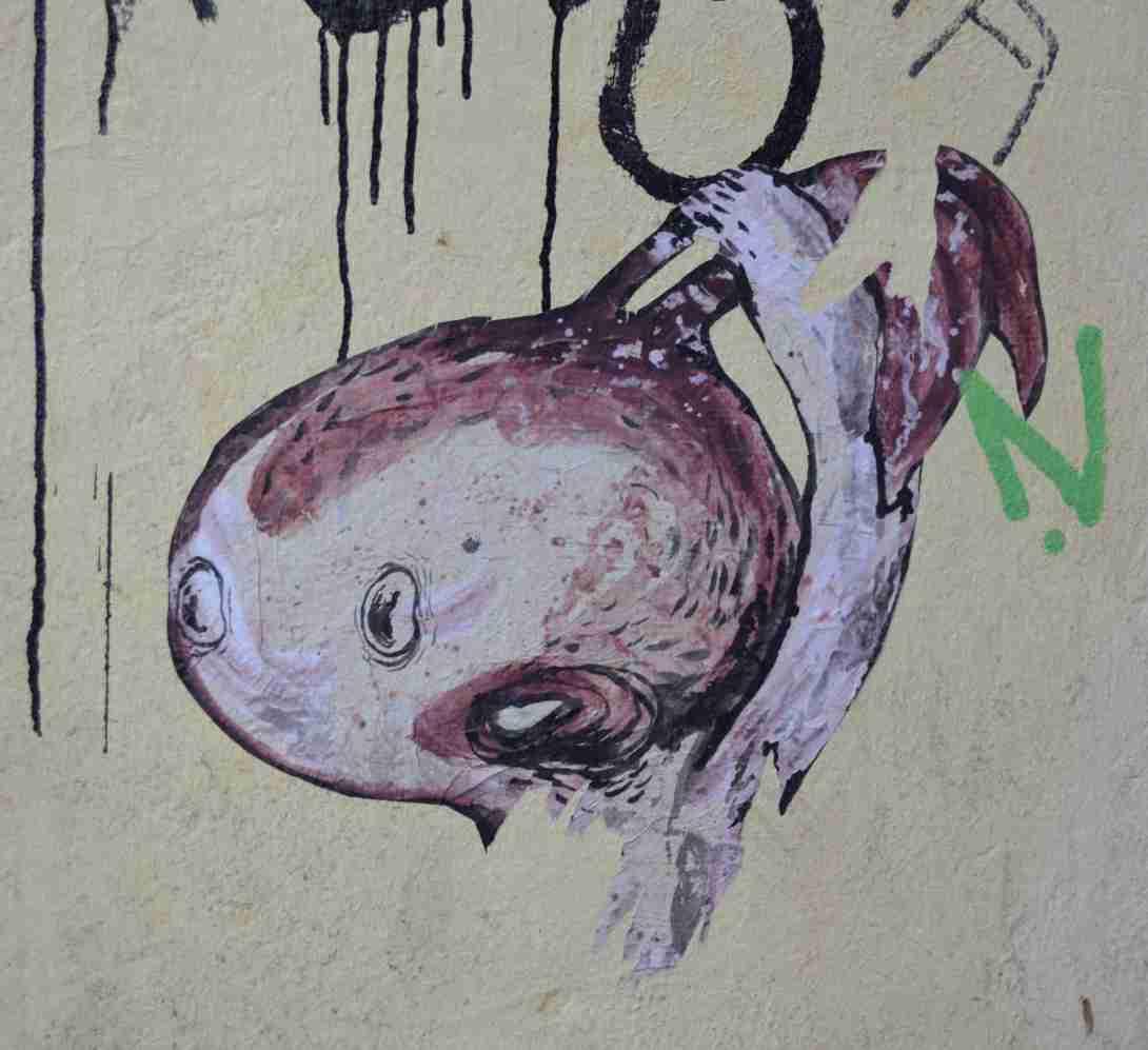 be kitschig #blog #streetart #berlin #samcrew