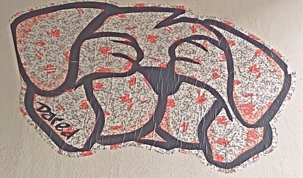 Phatty Dared art berlin streetart urbanart