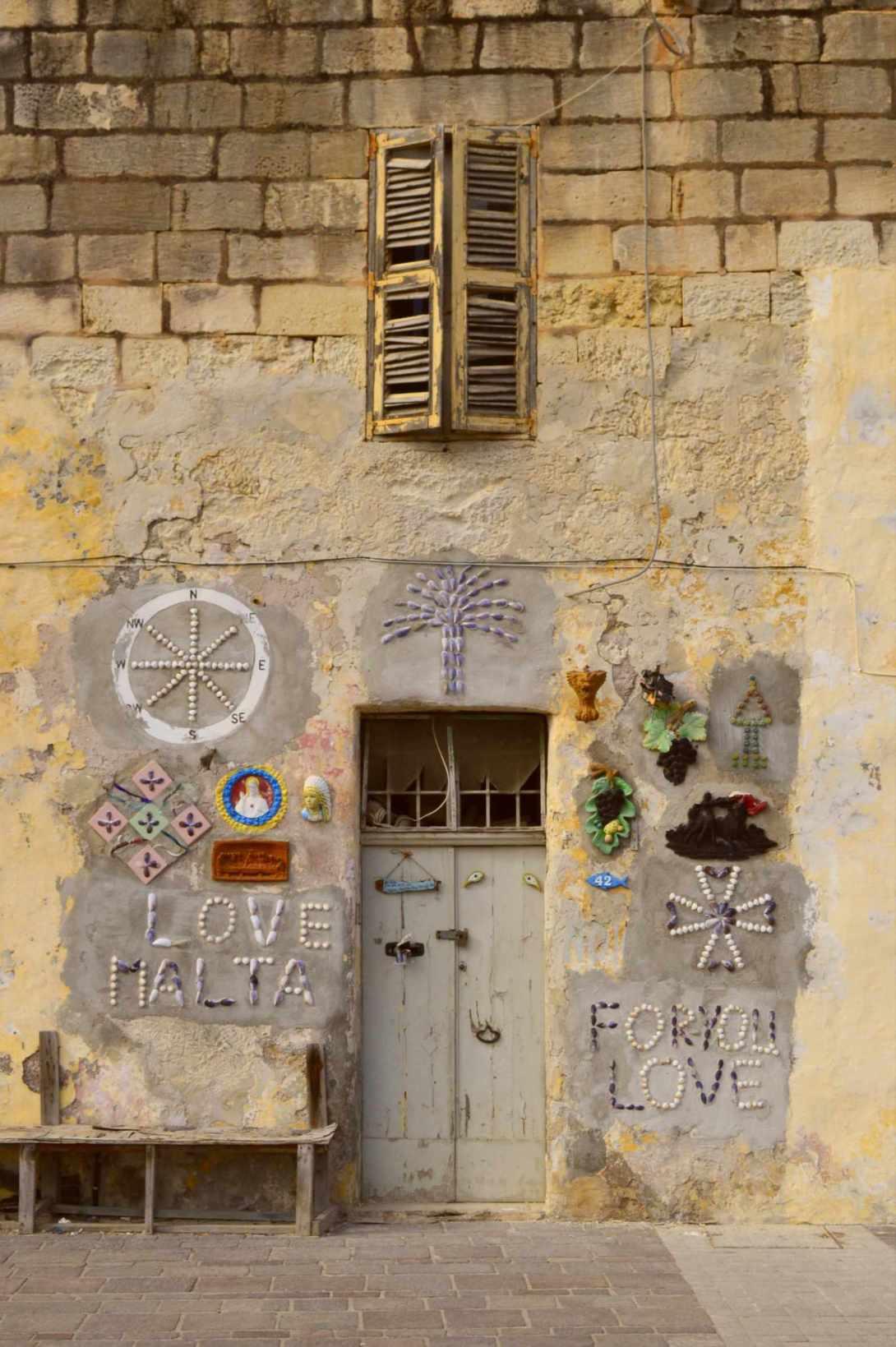 Malta Statues of Madonna #art #malta #madonna