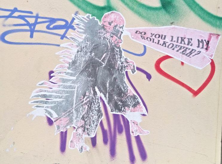 Do you like my rollkoffer streetart berlin