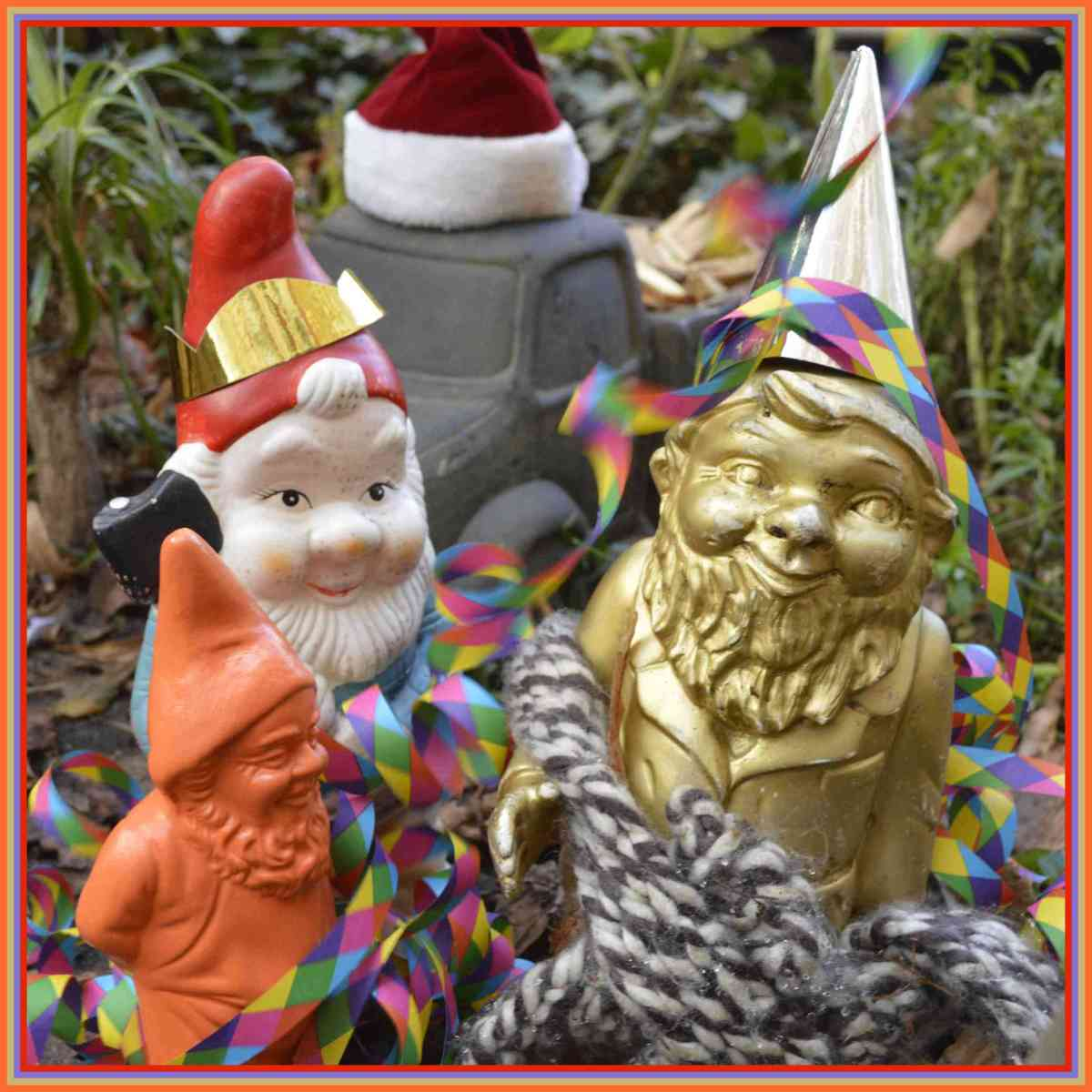Happy Gnome Year