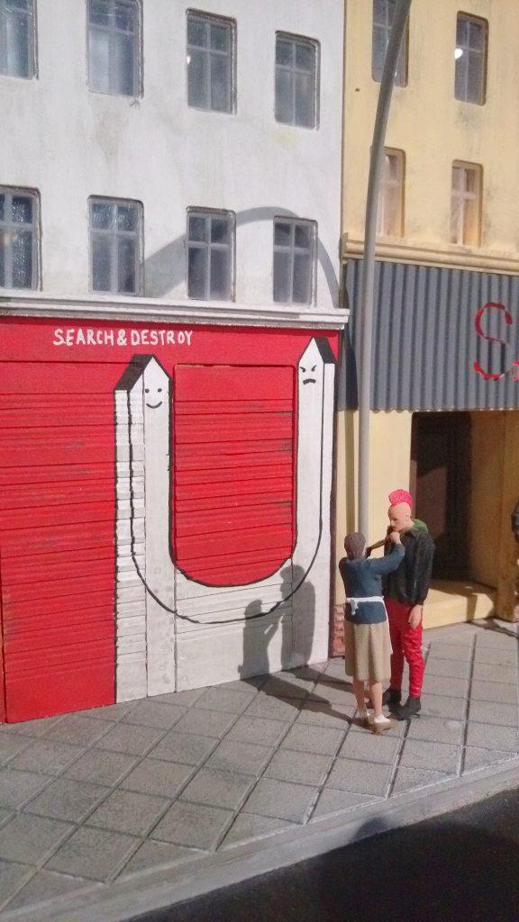 Search & Destroy & SO36, Kreuzberg