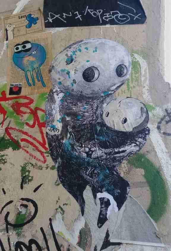 Sam Crew street art berlin