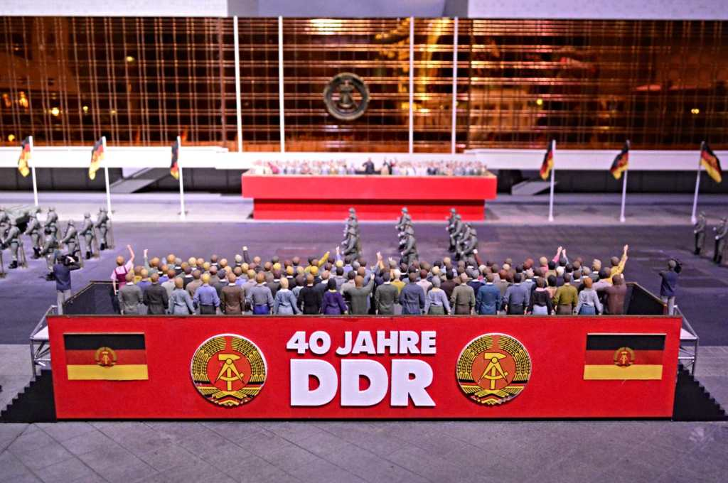 Palast der Republik Miniture Berlin