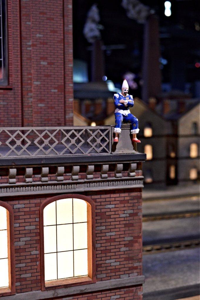 The Clown Little Big City miniature