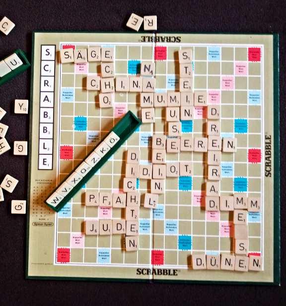 No really Scrabble is no fun