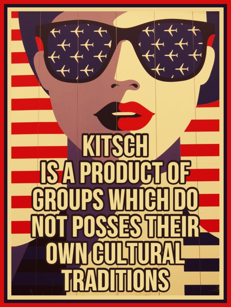 Quote Kitsch and Tradition