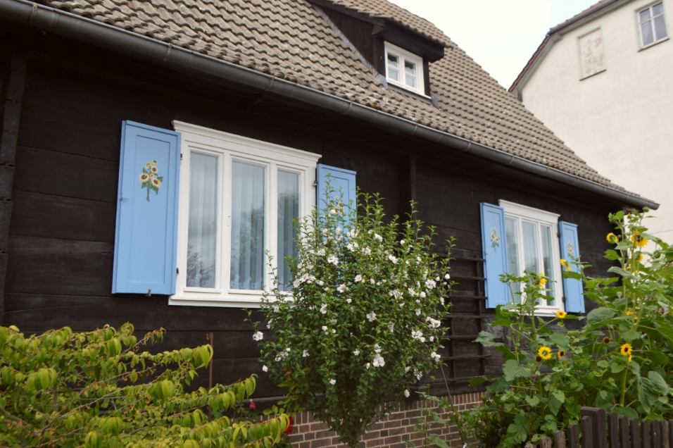 traditionelles Spreewald Haus be kitschig blog