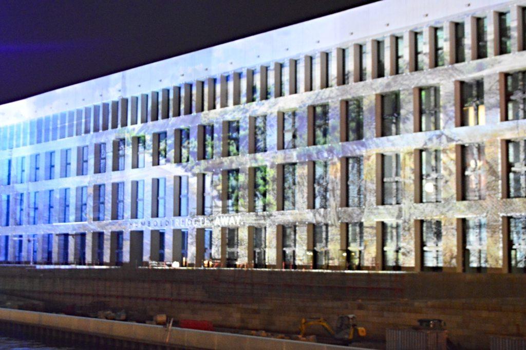 Humbold Forum Berlin Festival of Lights