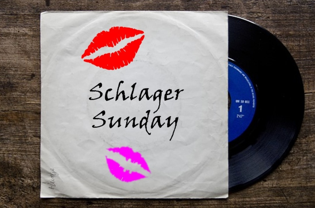 Schlager sunday Da da da Trio be kitschig blog